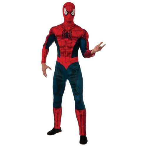 スパイダーマン クリスマス 全品P5倍】大人用 コスチューム 衣装 【BLACK マーブルSuperhero FRYDAY 変装 コスプレ 仮装 Marvel ハロウィン Spider-Man