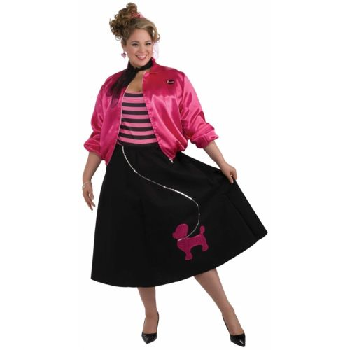 プードル 犬 ドッグ スカート Set 大人用 ハロウィン コスチューム コスプレ 衣装 変装 仮装
