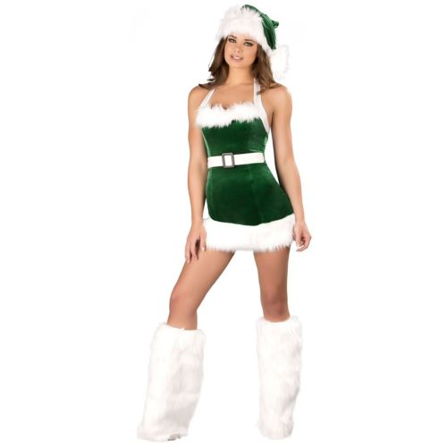 Santas Helper 大人用 クリスマス ハロウィン コスチューム コスプレ 衣装 変装 仮装