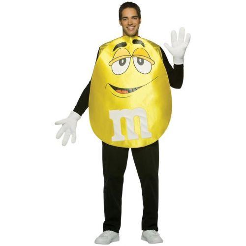 【ポイント最大29倍●お買い物マラソン限定!エントリー】M&M Poncho 大人用 M&M's ハロウィン コスチューム コスプレ 衣装 変装 仮装