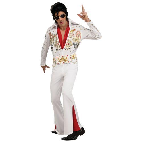 エルビス Rock ホワイト エルビスプレスリー 大人用 ホワイト 仮装 イーグル 鷹 Jumpsuit 70s Rock Star ハロウィン コスチューム コスプレ 衣装 変装 仮装, ジョッキ:7620c65e --- officewill.xsrv.jp