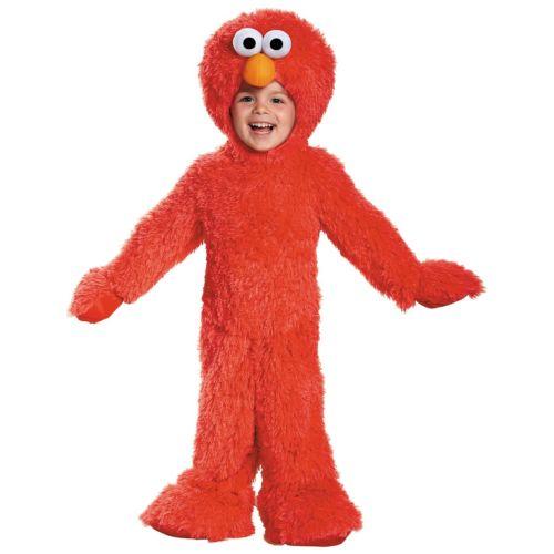 Extra Deluxe Elmo Plushベイビー Sesame Street セサメストリート ハロウィン コスチューム コスプレ 衣装 変装 仮装