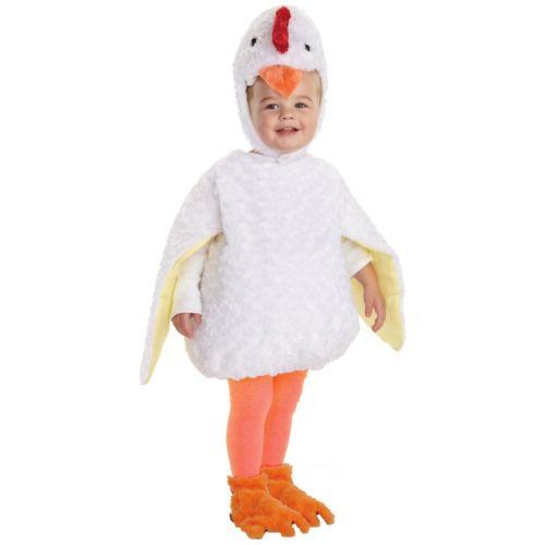 【全品P5倍】Chicken Littleベイビー Barnyard Animal クリスマス ハロウィン コスチューム コスプレ 衣装 変装 仮装