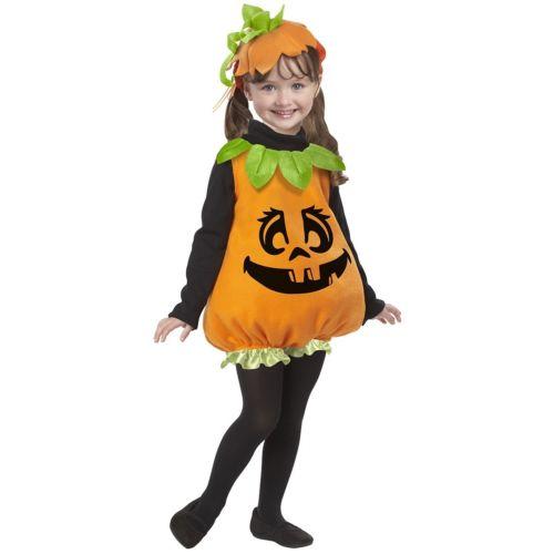 Pumpkin ガールベイビー Cutie ハロウィン コスチューム コスプレ 衣装 変装 仮装