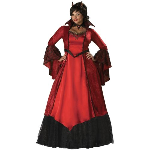 Devil's Temptress 大人用 Victorian Deluxe クリスマス ハロウィン コスチューム コスプレ 衣装 変装 仮装