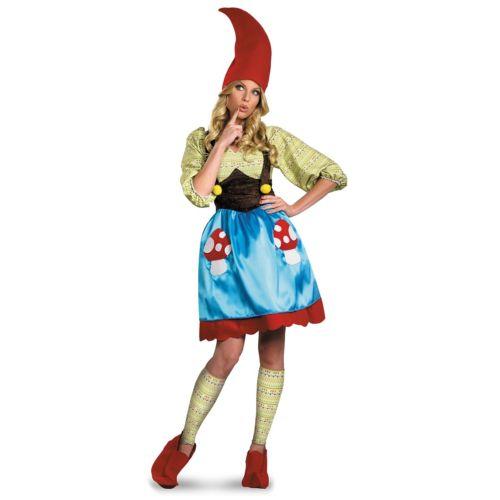 【ポイント最大29倍●お買い物マラソン限定!エントリー】Ms. Gnome 大人用 Garden ガール ハロウィン コスチューム コスプレ 衣装 変装 仮装