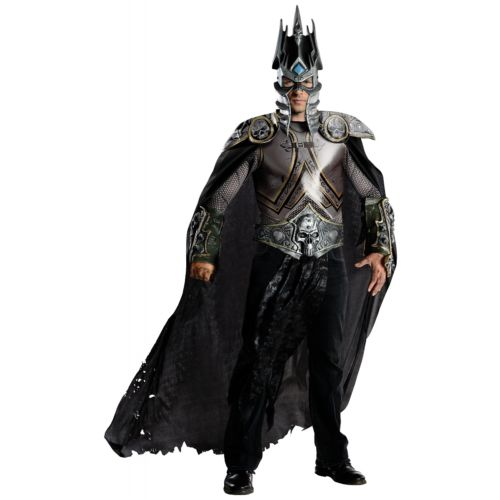 【全品ポイント5倍】Arthas 大人用 World of Warcraft ワールド・オブ・ウォークラフトWOW Fantasy Knight クリスマス ハロウィン コスチューム コスプレ 衣装 変装 仮装
