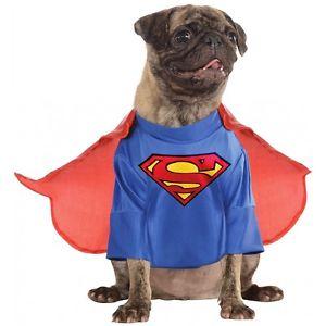【ポイント最大29倍●お買い物マラソン限定!エントリー】Superman スーパーマンPetPet Superman スーパーマン ハロウィン コスチューム コスプレ 衣装 変装 仮装