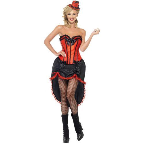 【ポイント最大29倍●お買い物マラソン限定!エントリー】Burlesque Can Can 大人用 Saloon ガール ハロウィン コスチューム コスプレ 衣装 変装 仮装