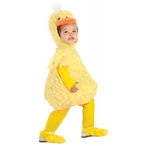 【全品P5倍】Duckベイビー & Toddler Cute Animal クリスマス ハロウィン コスチューム コスプレ 衣装 変装 仮装