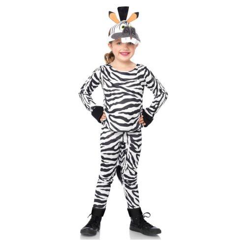 【ポイント最大29倍●お買い物マラソン限定!エントリー】Marty the Zebra キッズ 子供用 Madagascar ハロウィン コスチューム コスプレ 衣装 変装 仮装