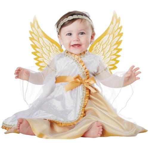 エンジェル 天使ベイビー Toddler Nativity クリスマス Outfit クリスマス ハロウィン コスチューム コスプレ 衣装 変装 仮装