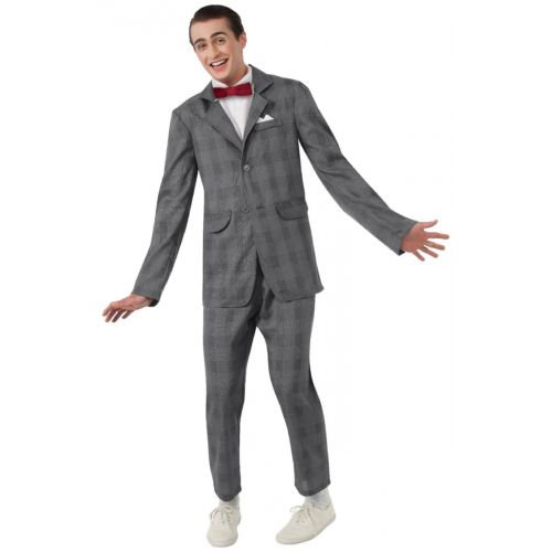 Pee Wee Herman 大人用 Pee Wee Herman クリスマス ハロウィン コスチューム コスプレ 衣装 変装 仮装
