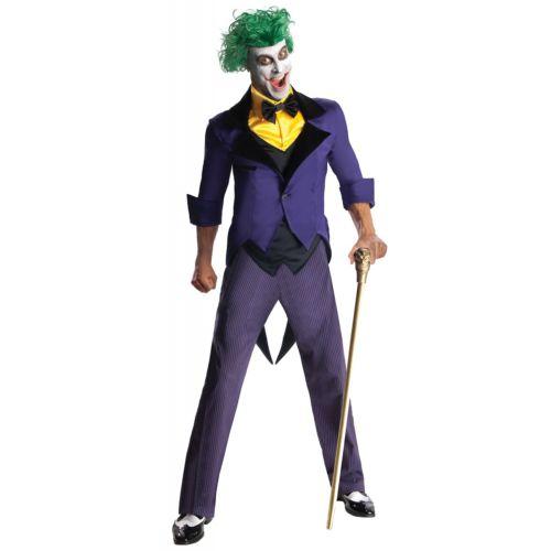 【ポイント最大29倍●お買い物マラソン限定!エントリー】Joker 大人用 DC Comics DCコミックス ハロウィン コスチューム コスプレ 衣装 変装 仮装
