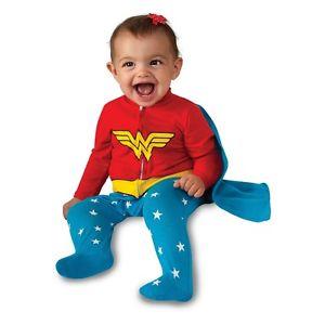 Wonder Woman Romperベイビー Wonder Woman ハロウィン コスチューム コスプレ 衣装 変装 仮装