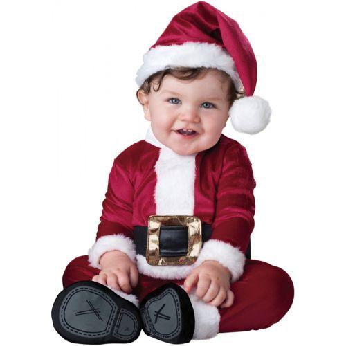 ベイビー Santa スーツ Infant Toddler クリスマス Outfit Claus ハロウィン コスチューム コスプレ 衣装 変装 仮装