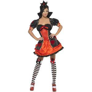 【マラソン全品P5倍】セクシー Queen of Hearts 大人用 クリスマス ハロウィン コスチューム コスプレ 衣装 変装 仮装