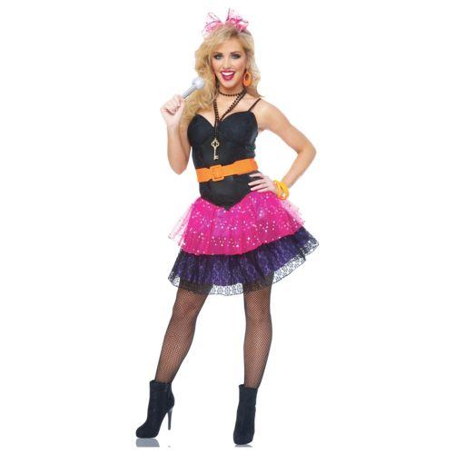 80/'s Pop Party Cyndi Lauper Adult Costume