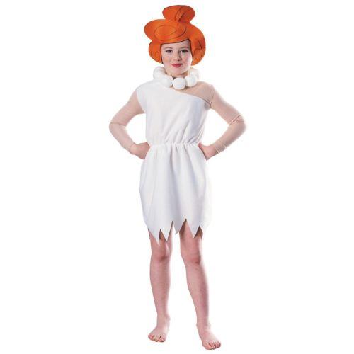 【全品P5倍】Wilma Flintstone キッズ 子供用 The Flintstones 60s Cartoon クリスマス ハロウィン コスチューム コスプレ 衣装 変装 仮装