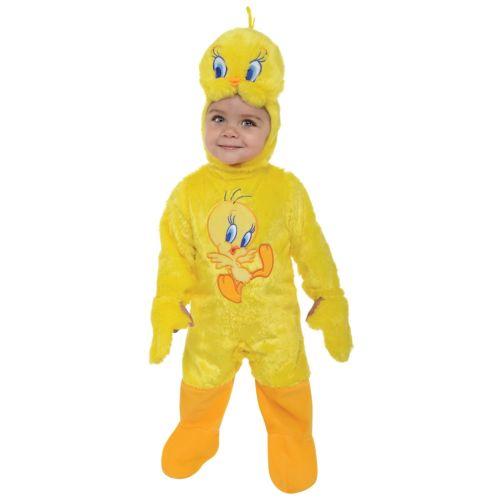 Tweety Birdfor ベイビー Looney Tunes ルーニーチューンズクラシック Cartoon ハロウィン コスチューム コスプレ 衣装 変装 仮装