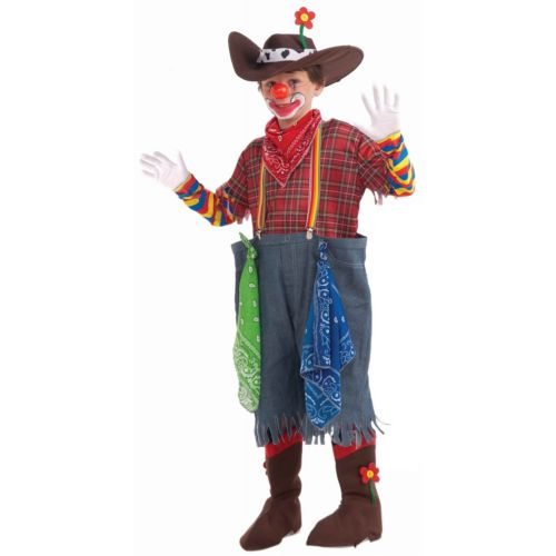 【全品P5倍】Rodeo クラウン ピエロ 道化師 キッズ 子供用 クリスマス ハロウィン コスチューム コスプレ 衣装 変装 仮装