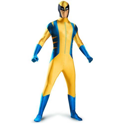Wolverine ウルヴァリンDeluxe Bodysuit キッズ 子供用 Wolverine ウルヴァリン ハロウィン コスチューム コスプレ 衣装 変装 仮装