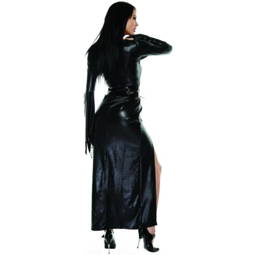 Mistress of Midnight 大人用 バンパイア 吸血鬼 ハロウィン コスチューム コスプレ 衣装 変装 仮装