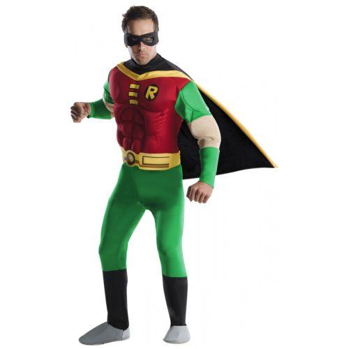 Robinfor Superhero Men 大人用 Superhero Robinfor 仮装 ハロウィン コスチューム コスプレ 衣装 変装 仮装, Airy:cf2ace36 --- officewill.xsrv.jp