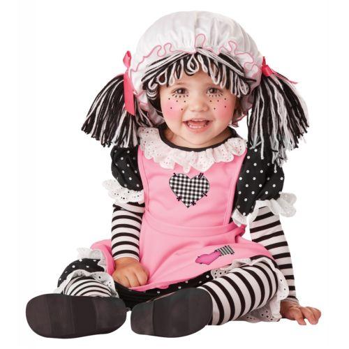 【全品P5倍】ベイビー Dollベイビー クリスマス ハロウィン コスチューム コスプレ 衣装 変装 仮装