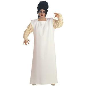 Bride of Frankenstein Universal Studios モンスターs プラスサイズ 大きいサイズ 大人用 レディス 女性用 クリスマス ハロウィン コスチューム コスプレ 衣装 変装 仮装