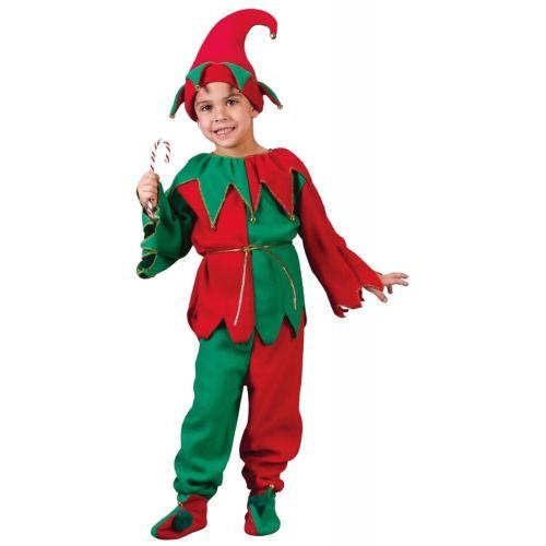 Child Elf Set キッズ 子供用 クリスマス ハロウィン コスチューム コスプレ 衣装 変装 仮装