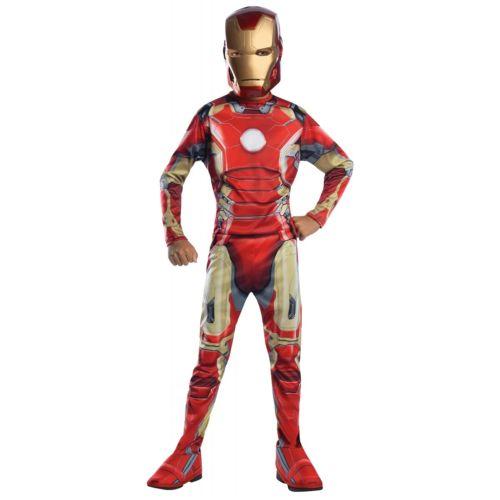 Iron Man アイアンマン キッズ 子供用 Avengers アベンジャーズSuperhero クリスマス ハロウィン コスチューム コスプレ 衣装 変装 仮装