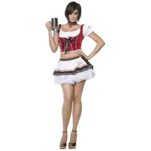 【ポイント最大29倍●お買い物マラソン限定!エントリー】Beer Babe 大人用 Oktoberfest Oktoberfest ハロウィン コスチューム コスプレ 衣装 変装 仮装
