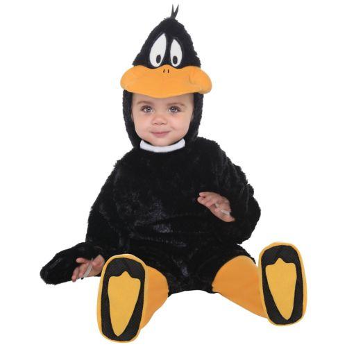Daffy Duckfor ベイビー Looney Tunes ルーニーチューンズFunny クリスマス ハロウィン コスチューム コスプレ 衣装 変装 仮装