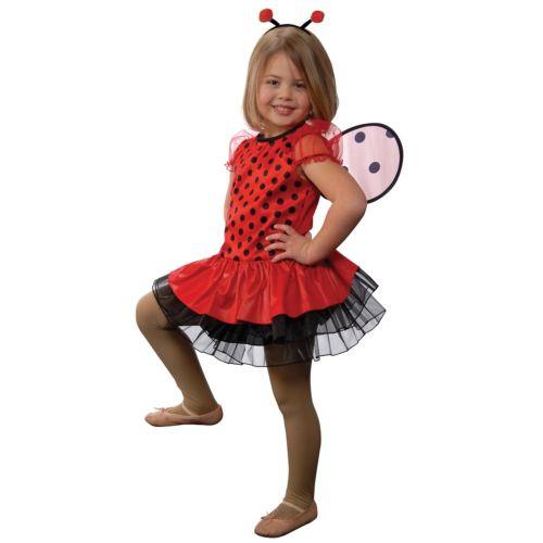 Jr. Ladybug キッズ 子供用 ハロウィン コスチューム コスプレ 衣装 変装 仮装