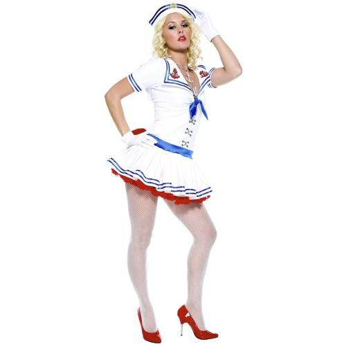 【マラソン全品P5倍】セーラー 海兵 マリン Sweety 大人用 クリスマス ハロウィン コスチューム コスプレ 衣装 変装 仮装