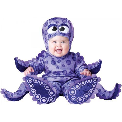 【ポイント最大29倍●お買い物マラソン限定!エントリー】ベイビー OctopusDeluxe Tiny Tentacles ハロウィン コスチューム コスプレ 衣装 変装 仮装