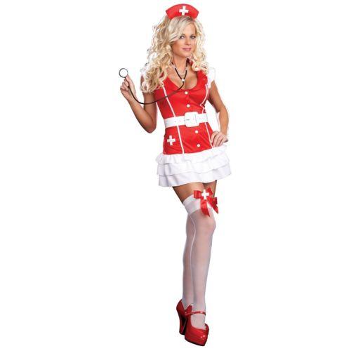 セクシー ナース 看護婦さん 看護師 大人用 ハロウィン コスチューム コスプレ 衣装 変装 仮装