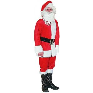 Santa スーツ メンズ 男性用 衣装 大人用 クリスマス ハロウィン クリスマス コスチューム 仮装 コスプレ 衣装 変装 仮装, 石田スポーツ:812fea97 --- officewill.xsrv.jp