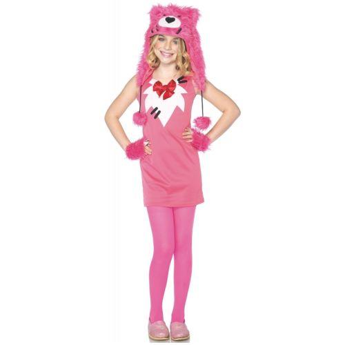 Pink Teddy クマ コスチューム 熊 テディベア キッズ 子供用 Cute Teddy Care 子供用 ハロウィン コスチューム コスプレ 衣装 変装 仮装, U-CLUB:d49468c1 --- officewill.xsrv.jp