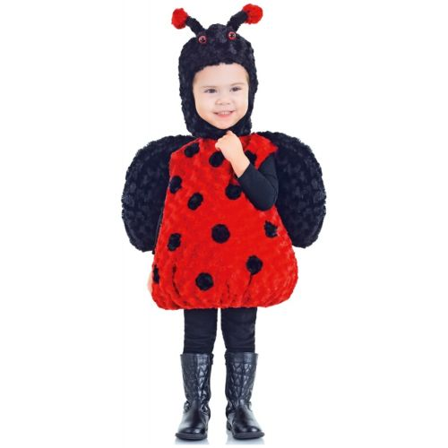 【ポイント最大29倍●お買い物マラソン限定!エントリー】Lady Bugベイビー ハロウィン コスチューム コスプレ 衣装 変装 仮装