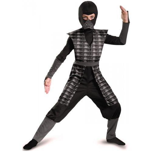 【ポイント最大29倍●お買い物マラソン限定!エントリー】Ninja キッズ 子供用 ハロウィン コスチューム コスプレ 衣装 変装 仮装