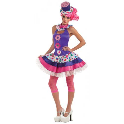 Jellybean キッズ 子供用 Circus クラウン ピエロ 道化師 ハロウィン コスチューム コスプレ 衣装 変装 仮装