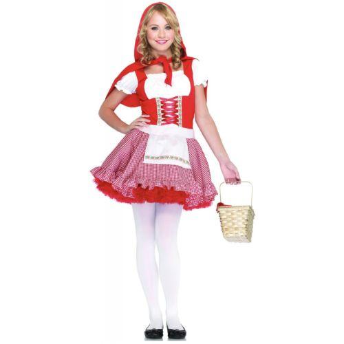 Little Red Riding HoodTeen ハロウィン コスチューム コスプレ 衣装 変装 仮装