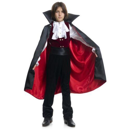 Count Drac バンパイア 吸血鬼 キッズ 子供用 吸血鬼 Count ハロウィン 子供用 コスチューム コスプレ 衣装 変装 仮装, セクトインターナショナル:05b49d0e --- officewill.xsrv.jp