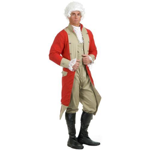 British Red Coat Revolutionary 大人用 Revolutionary Coat War Colonial ハロウィン 衣装 コスチューム コスプレ 衣装 変装 仮装, ニシモロカタグン:bd1e07d6 --- officewill.xsrv.jp