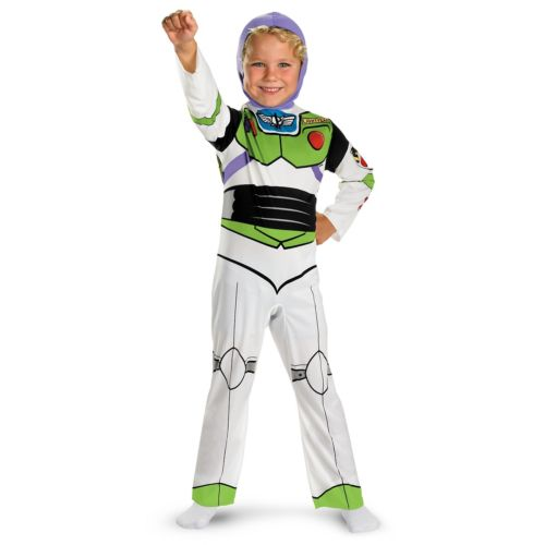 Buzz Lightyear クラシック キッズ 子供用 Toy Story  ハロウィン コスチューム コスプレ 衣装 変装 仮装