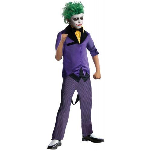 【ポイント最大29倍●お買い物マラソン限定!エントリー】Joker キッズ 子供用 Villain ハロウィン コスチューム コスプレ 衣装 変装 仮装