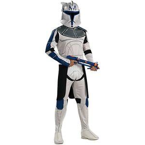 Clone Trooper Captain Rex 大人用 Star Wars スターウォーズ ストームトルーパー ハロウィン コスチューム コスプレ 衣装 変装 仮装