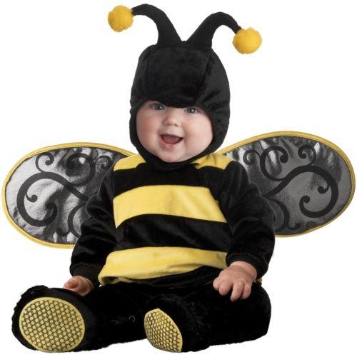 【ポイント最大29倍●お買い物マラソン限定!エントリー】Lil' Stingerベイビー Deluxe Honey Lovin Bumble Bee ハロウィン コスチューム コスプレ 衣装 変装 仮装